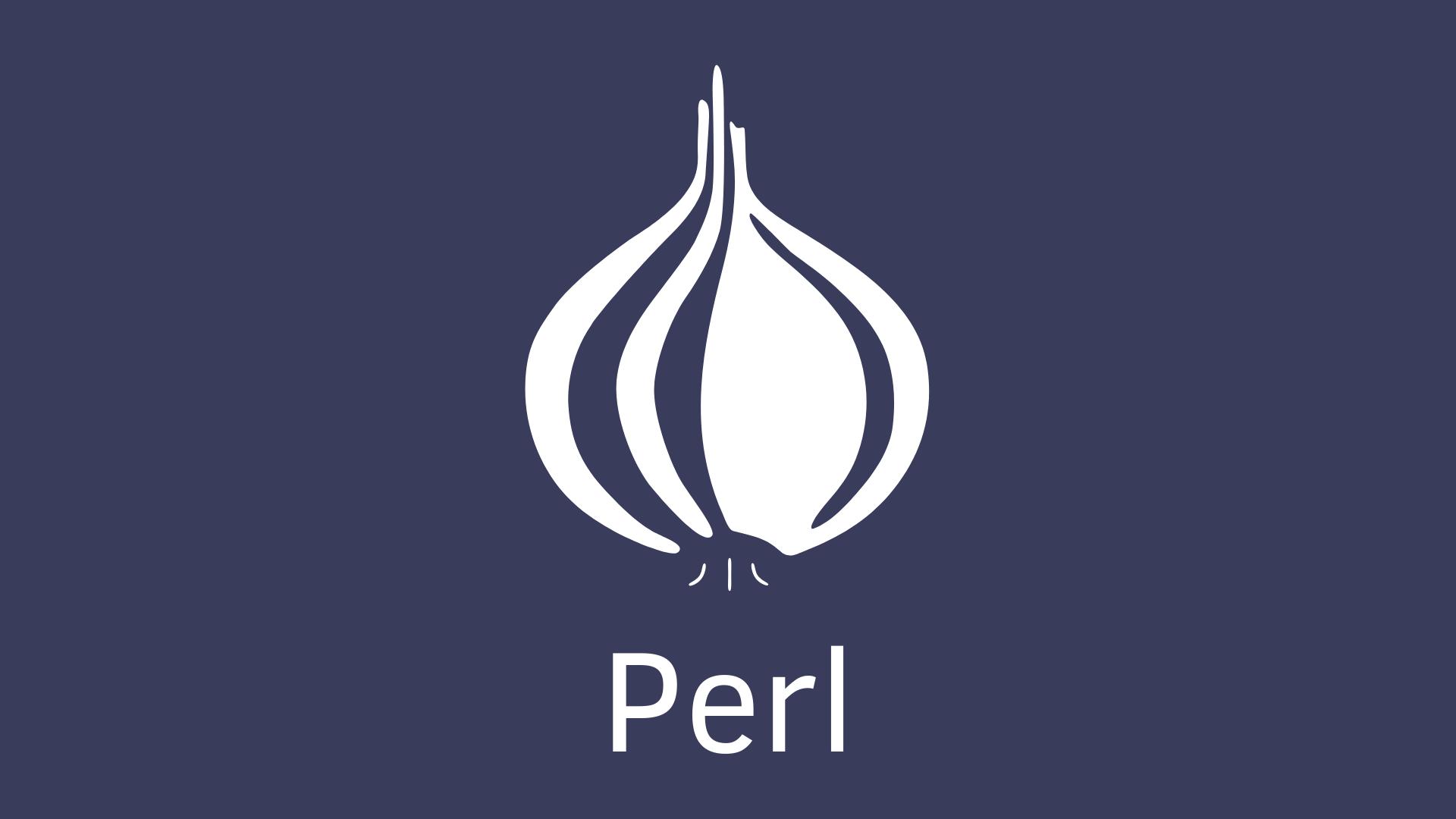 Perl プログラミング