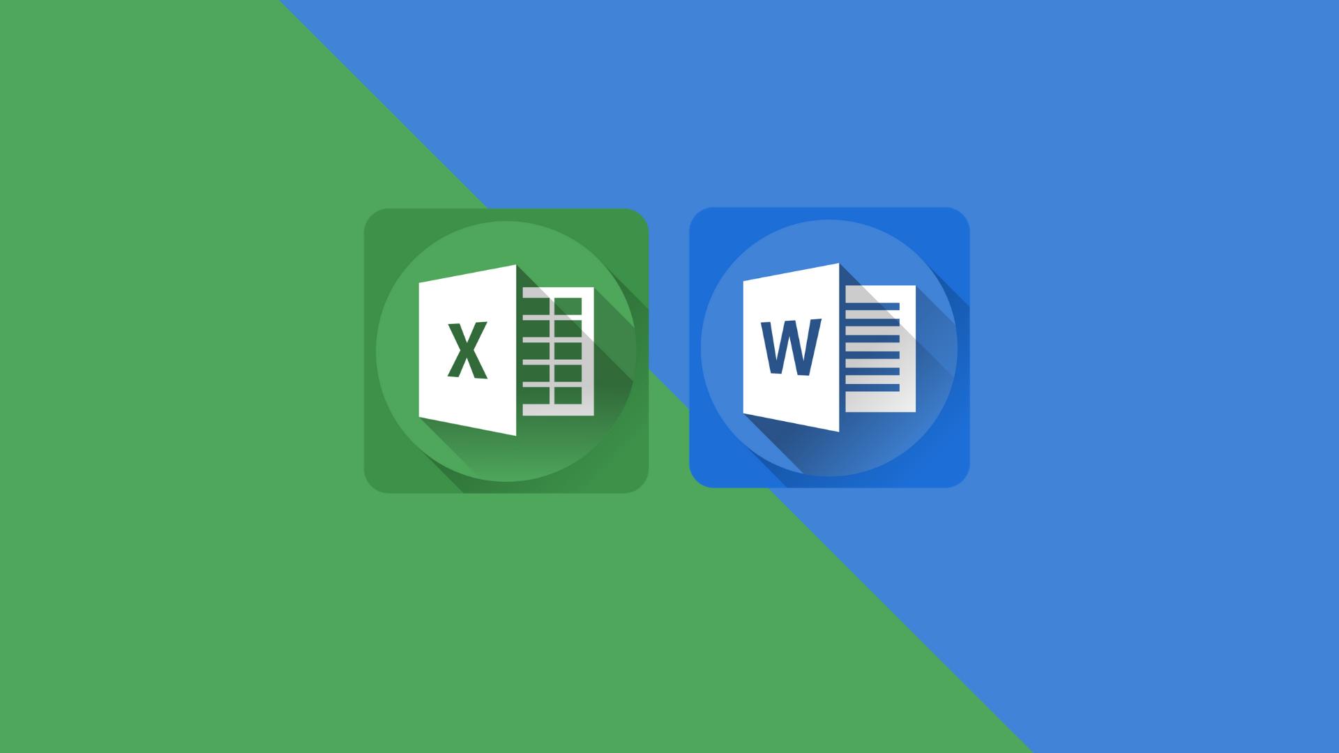 課題採点コース – Word & Excel