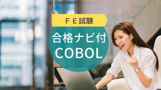 基本情報技術者試験 合格ナビ付 総合対策(COBOL)2019年版