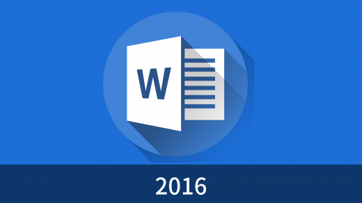 Word 2016 Learning(入門編)
