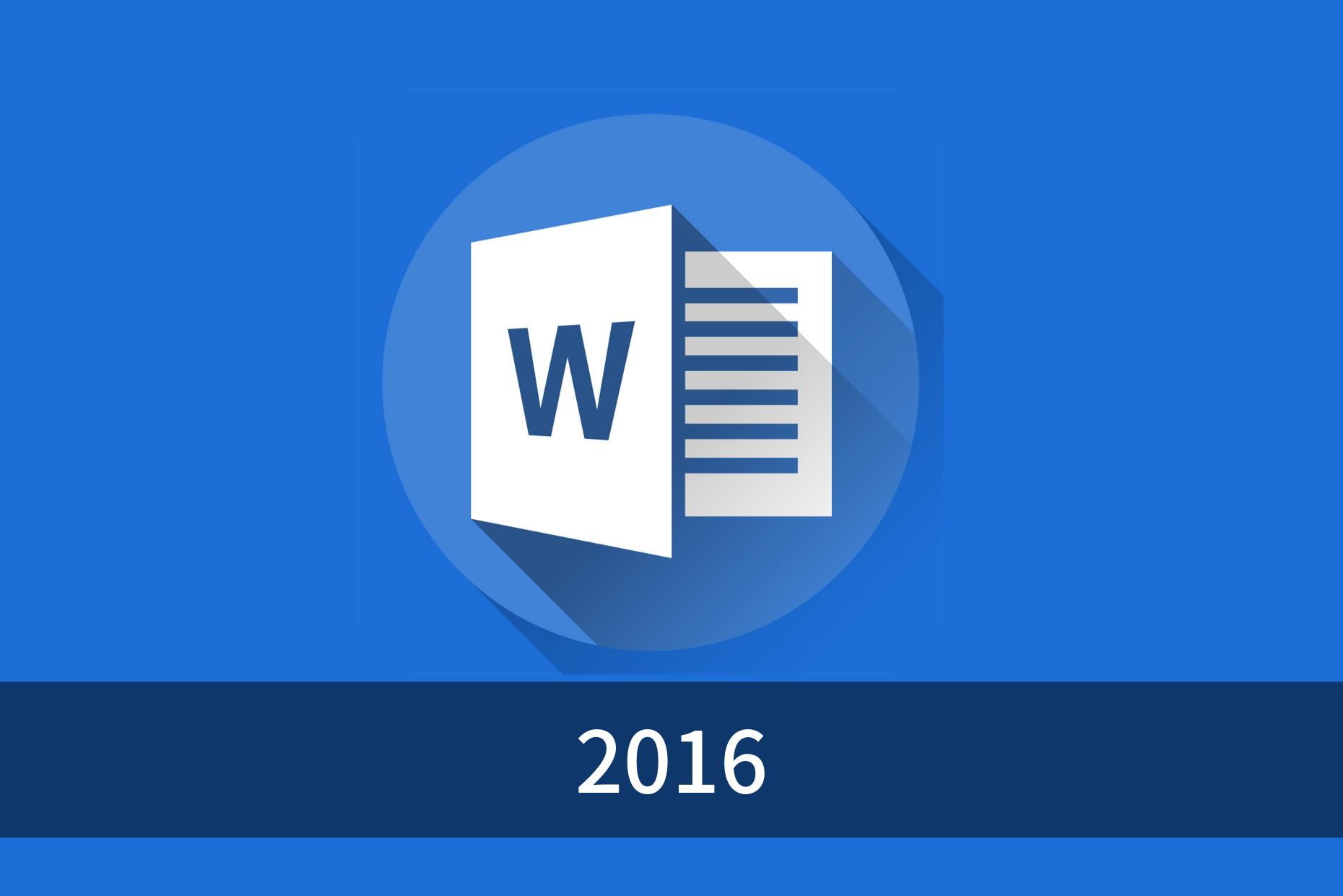 Word 2016 Learning(入門から活用まで)